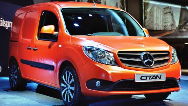 Vi kigger på den nye Mercedes Citan