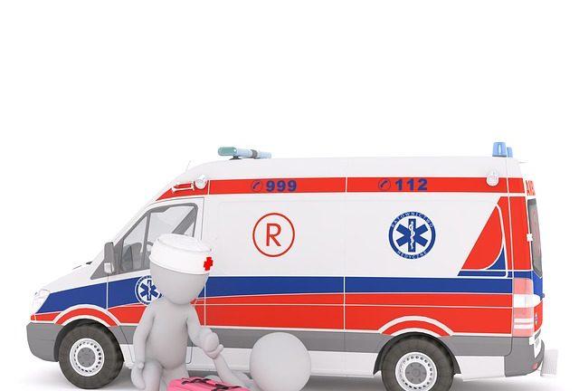 liggende sygetransport