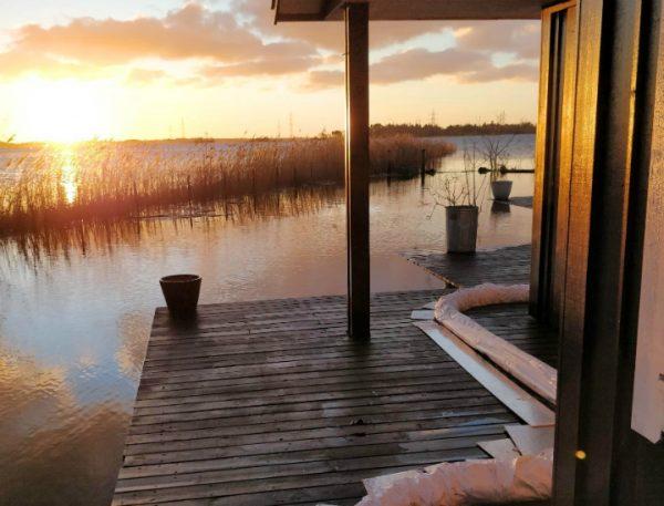 Stormflodssikring med FloodFrames smarte teknologi