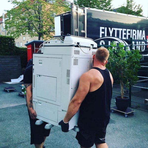 Mangler du en god Flyttefirma Nordsjælland service?