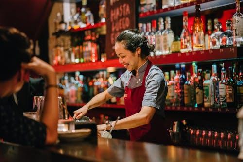 De gode Bartender til Bryllup