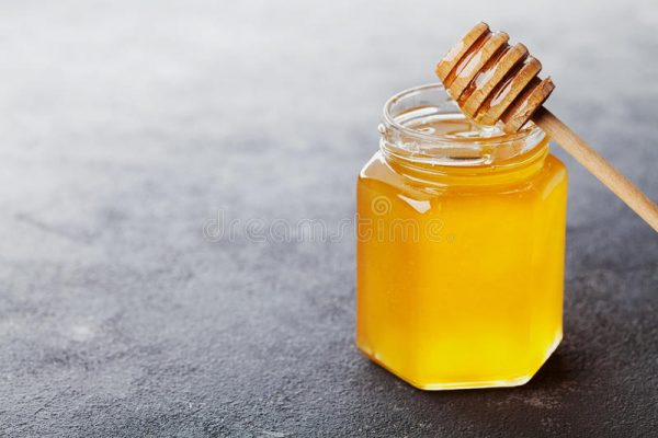 Rå honning giver en anden smag